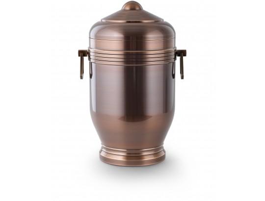 Bronzeguß, galvanisch gefärbt