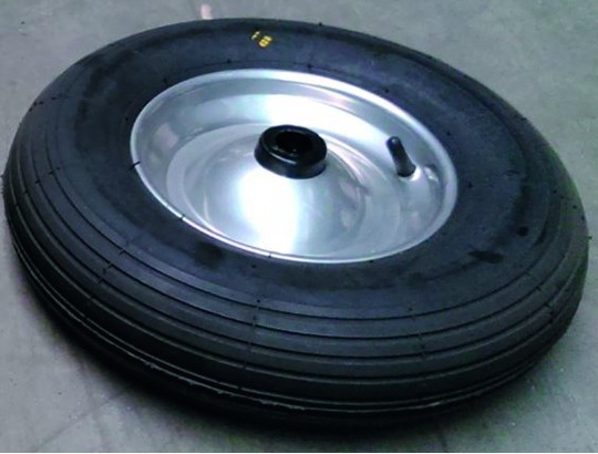 Ersatz-Rad 400 x 100 mm