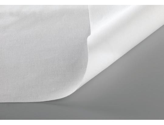 Linon weiß 100 cm breit
