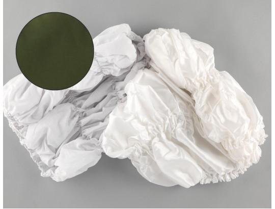 Bespannung Baumwolle dunkelgrün