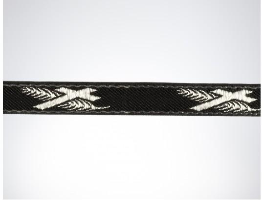 Lotband schwarz