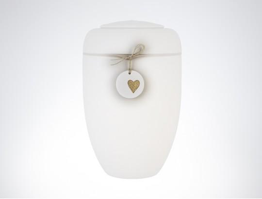 Keramikanhänger Herz