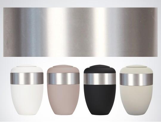 Aluminiumring für Ring-Urne