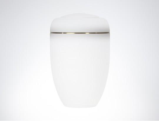 Design-Scheibe Messing
