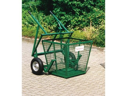 """Abfallbehälter """"System mit Transportroller"""", Größe 1"""