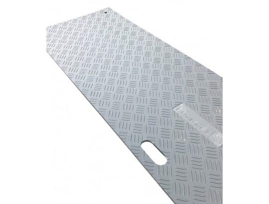 Geh- und Fahrplatten aus LD-PE-Recycling-Kunststoff