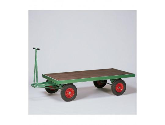 Handpritschenwagen 2000x1000 mm, Luftgummireifen