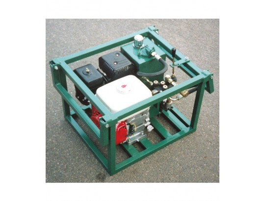 Motorhydraulikaggregat, 2 Anschlüsse