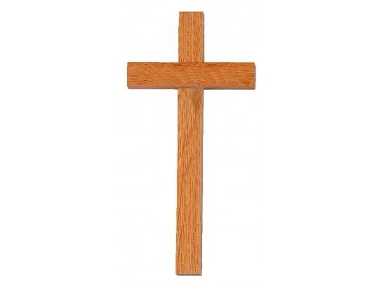 Handkreuz ohne Korpus hell