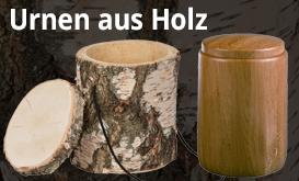Holz-Urnen (3)